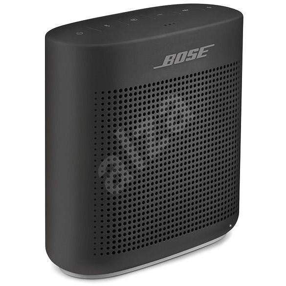BOSE SoundLink Color II - Soft Black - Bluetooth hangszóró