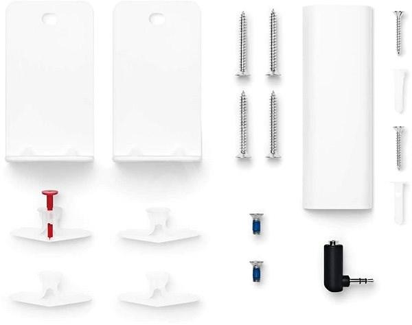 Bose SoundBar Wall Bracket fehér - Fali tartó