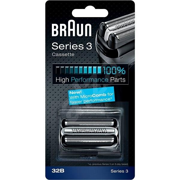 BRAUN CombiPack Series3 - 32B Micro Comb - Pengés borotva