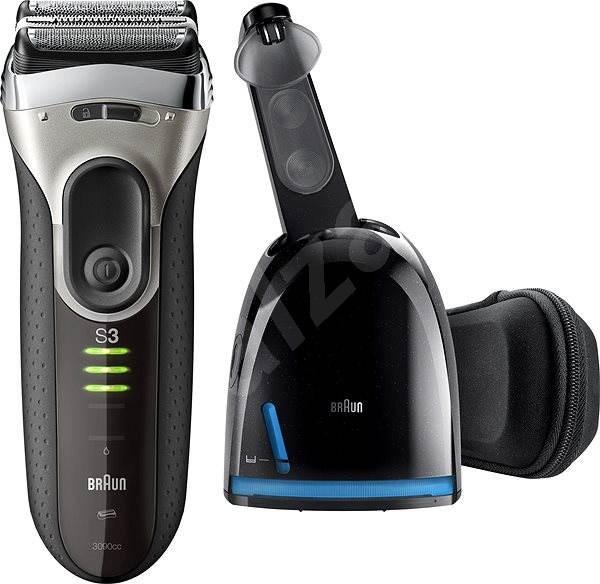 Braun Series 3 3090 Clean&Charge - Villanyborotva