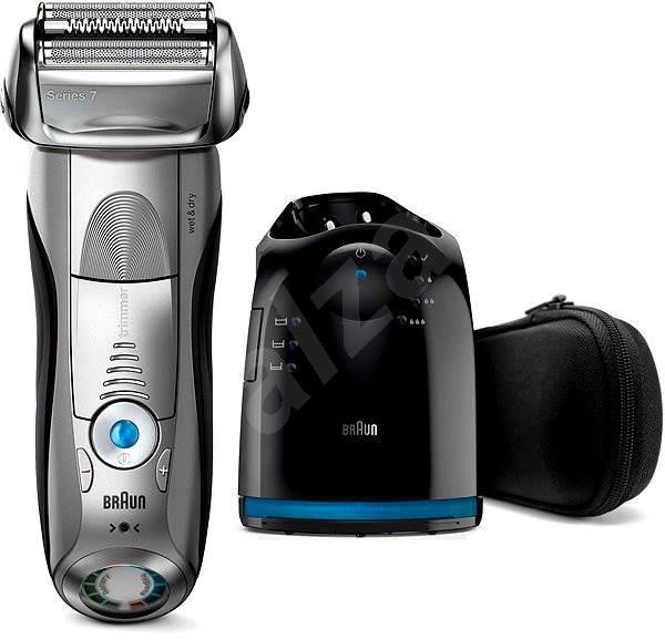 Braun Series 7-7899cc Clean Charge Wet Dry - Villanyborotva  772c61e217