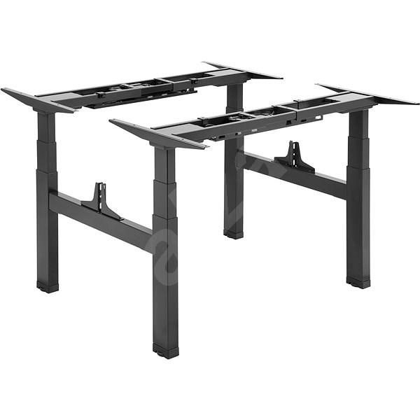 Alzaergo Table ET22 fekete - Asztal