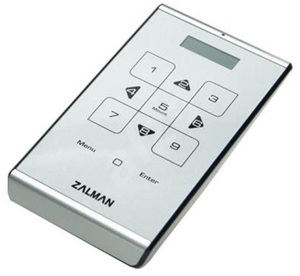 Zalman ZM-VE500 Silver - Külső merevlemez ház
