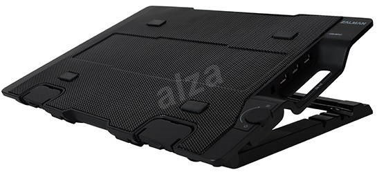 c3ef11ef5583 Zalman ZM-NS2000 - fekete - Laptophűtő   Alza.hu
