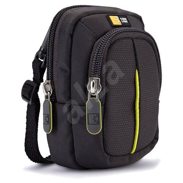 Case Logic DCB302GY szürke/sárga - Fényképezőgép tok
