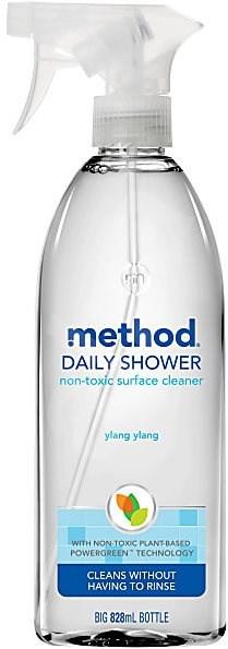 MÓDSZER zuhanyzóra, 828 ml - Öko tisztítószer