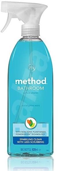 METHOD fürdőszobára, 828 ml - Öko tisztítószer