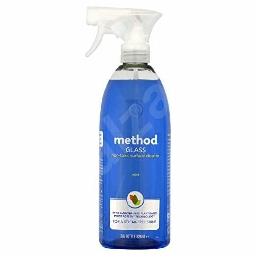 METHOD tisztítószer üvegre, 828 ml - Öko tisztítószer