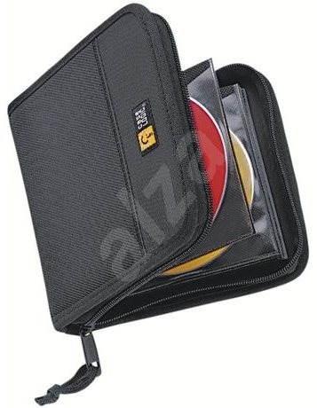 34deda121436 Case Logic CD/DVD tartó, fekete - CD/DVD tartó | Alza.hu