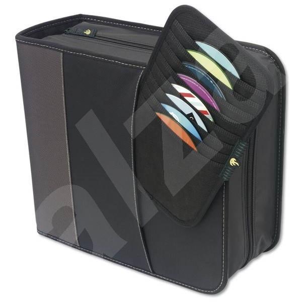 CASE LOGIC RBNW224 black - CD/DVD Case