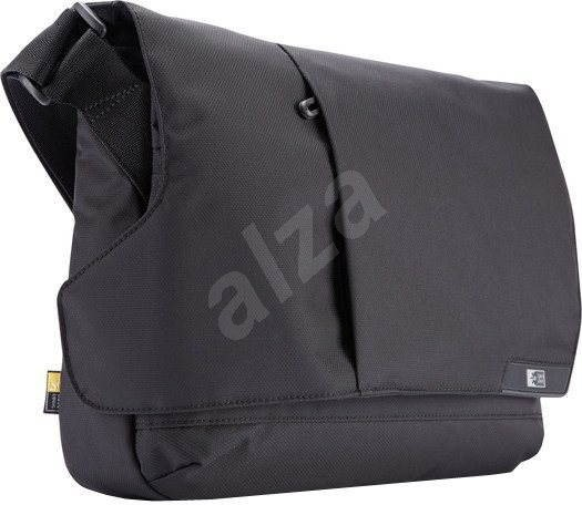 "Case Logic messenger up to 14.1"" Black - Laptop Bag"