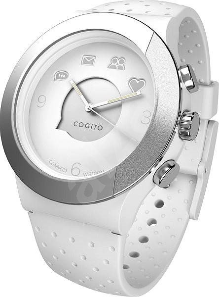 COGITOwatch 1.3 WhiteSilver - Smartwatch  2a3c223d68