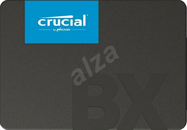 Crucial BX500 120GB SSD - SSD meghajtó