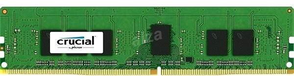 4 gigabájt Crucial DDR4 2133MHz CL15 ECC nem pufferelt - Rendszermemória