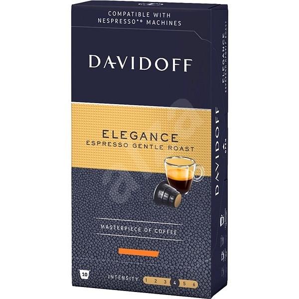 Davidoff Café Elegance - Kávékapszulák
