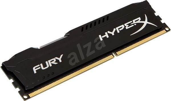 HyperX 8GB DDR3 1866MHz CL10 Fury fekete sorozat - Rendszermemória