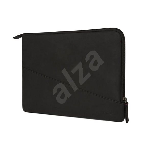 "Decoded Waxed Slim Sleeve Black MacBook Pro 13"" - Laptop tok"