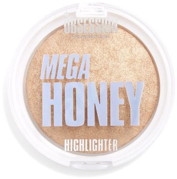 MAKEUP OBSESSION Mega Honey 7,50 g - Púder