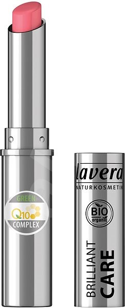 LAVERA Beautiful Lips Brilliant Care Q10 02 1,7 g - Rúzs