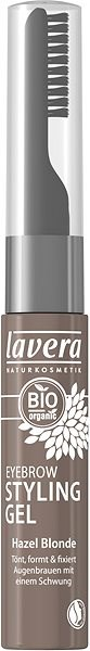 LAVERA Eyebrow Styling Gel Hazel Blond 9 ml - Szemöldök gél