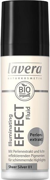 LAVERA Illuminating Effect Fluid Sheer Silver 01 30 ml - Púder