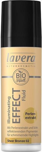LAVERA Illuminating Effect Fluid Sheer Bronze 02 30 ml - Púder