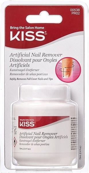 KISS Artificial Nail Remover - Ragasztó-eltávolító
