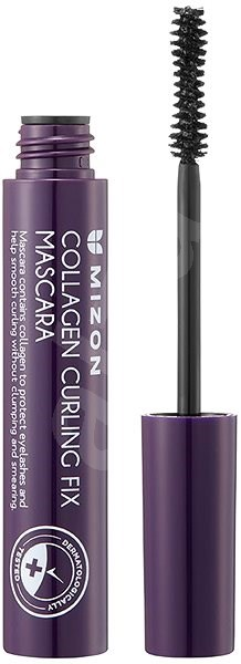 MIZON Collagen Curling Fix Mascara 6 ml - Szempillaspirál