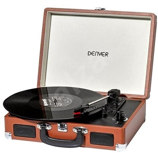 Denver VPL-120 barna - Lemezjátszó