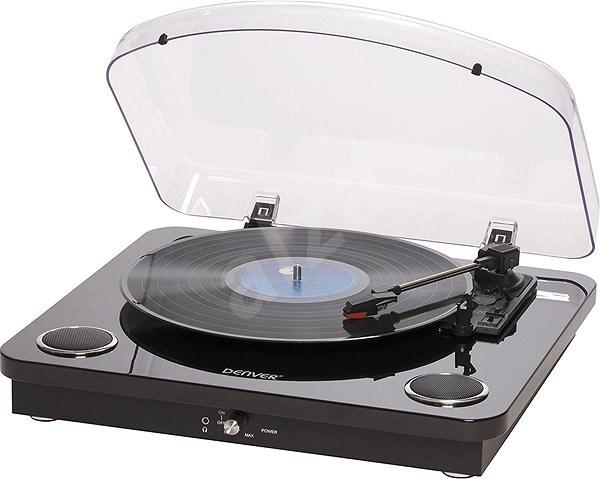 Denver VPL-200 fekete - Lemezjátszó