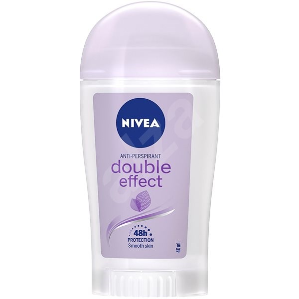 NIVEA Double Effect Violet Senses 40 ml - Női izzadásgátló
