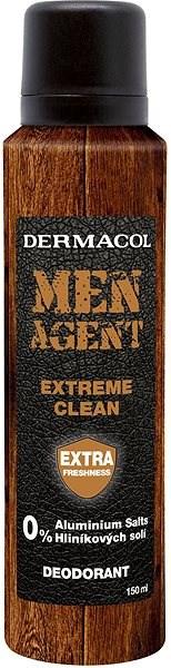 DERMACOL Men Agent Extreme Clean Deodorant 150 ml-es férfi dezodor - Férfi dezodor