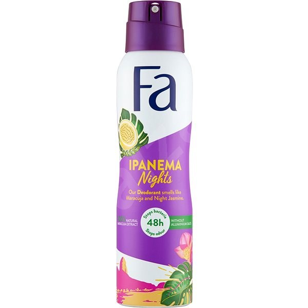 FA Ipanema Nights 150 ml - Női dezodor