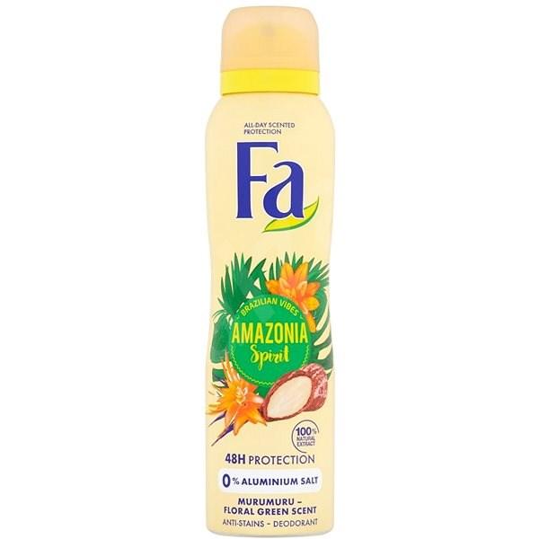 FA Amazonia Spirit 150 ml - Női dezodor