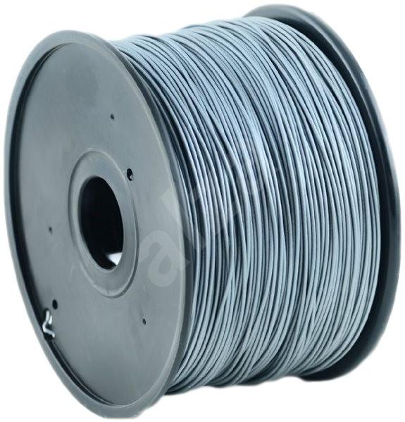 Gembird Filament PLA ezüst - 3D nyomtató szál