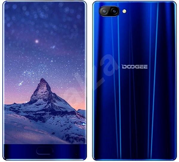Doogee Mix 4GB Aurora Blue - Mobiltelefon