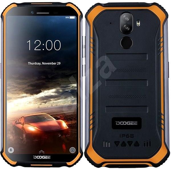 Doogee S40, narancsszín - Mobiltelefon