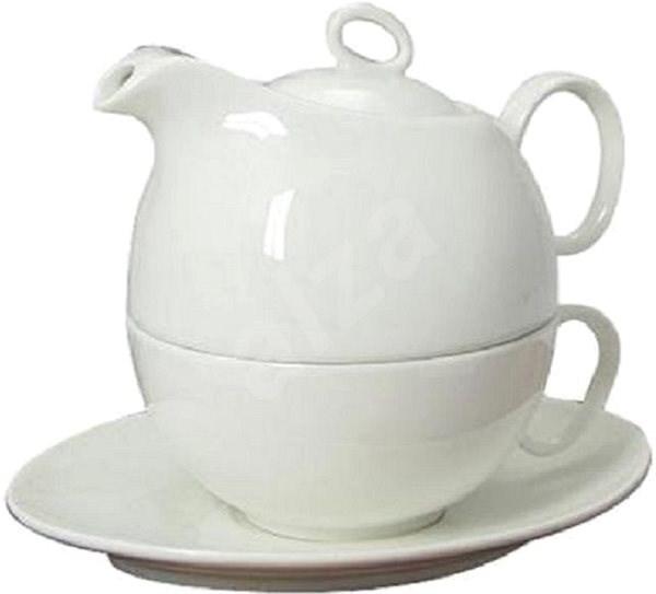 DOMESTIC TEA FOR ONE TEÁSKÉSZLET - Egyszemélyes teáskészlet