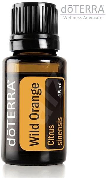 DoTerra Wild Orange 15 ml - Illóolaj