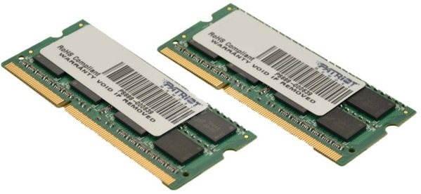 Patriot SO-DIMM 16GB KIT DDR3 1600MHz CL11 Signature Line pro Apple - Rendszermemória
