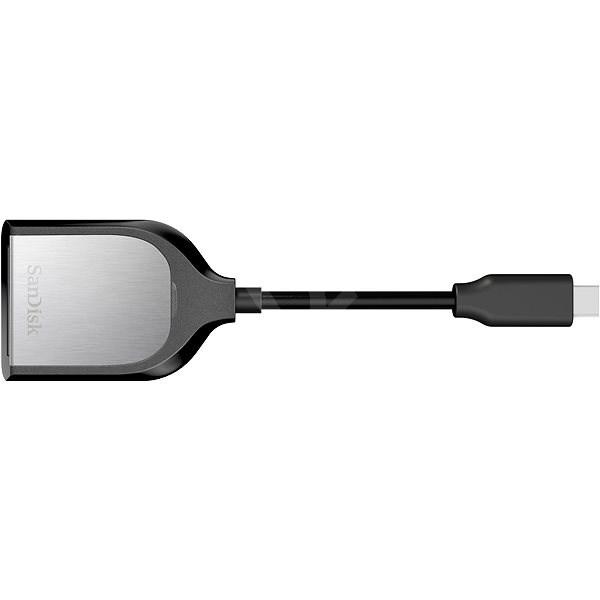 SanDisk Extreme PRO SDHC/SDXC UHS-I/II USB-C - Kártyaolvasó