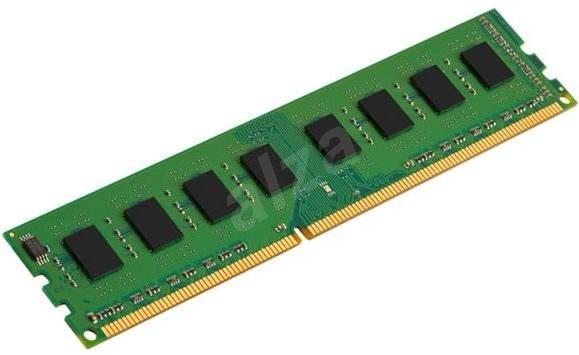 Kingston 4 GB DDR3 1600 MHz-es Single Rank - Rendszermemória