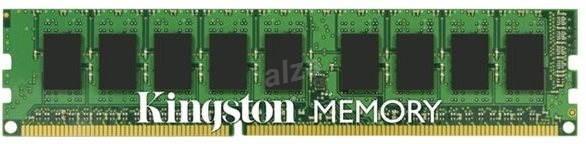 Kingston 8 GB 1600 MHz-es DDR3 ECC Unbuffered Low Voltage - Rendszermemória