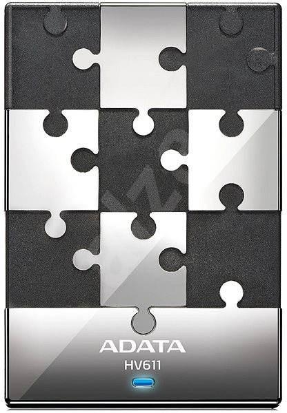 "ADATA HV611 HDD 2.5 ""500 GB white-black  - External Hard Drive"