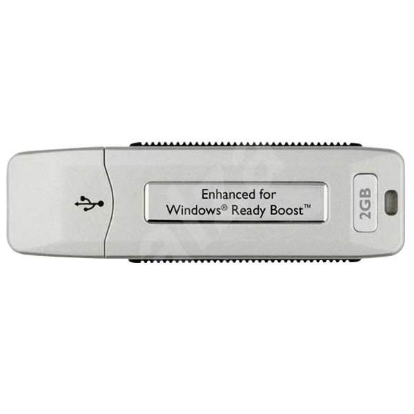 Flash disk Kingston DataTraveler ReadyFlash FlashDrive 2GB USB 2.0 - USB Flash Drive