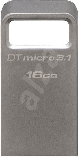 Kingston DataTraveler Micro 3.1 16GB - Pendrive
