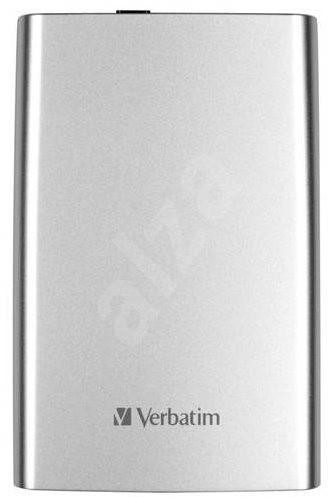 """Verbatim 2.5"""" Store 'n' Go USB HDD 500GB - ezüst - Külső merevlemez"""