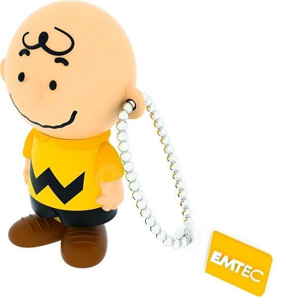 EMTEC földimogyoró Charlie Brown 8 gigabájt - Pendrive