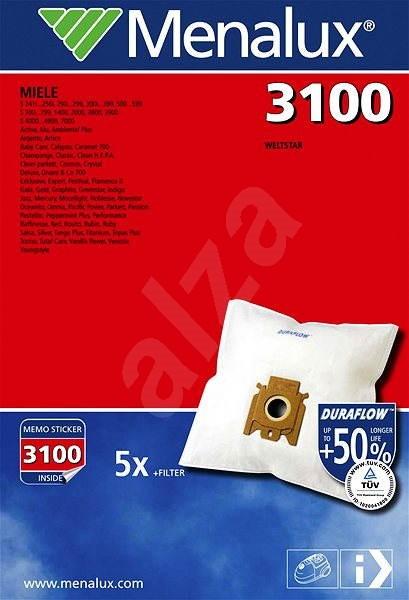 MENALUX 3100 - Porzsák