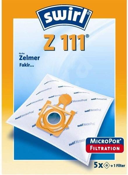 SWIRL Z 111/5 - Porzsák